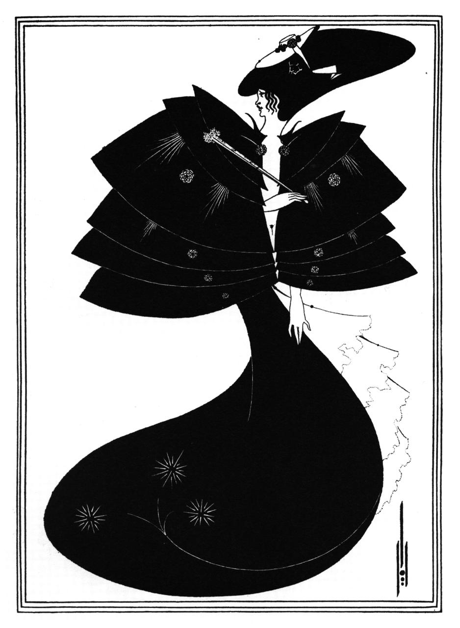 著作権切れ : オーブリ―ビアズリー 画像 著作権切れ 著作権切れの美術、画像などを集めるブログ