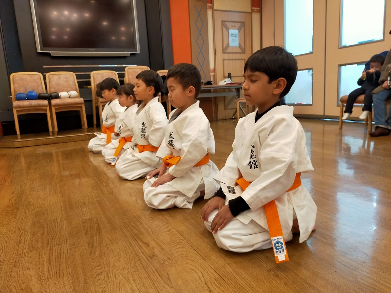 空手 コロナ 札幌 教室