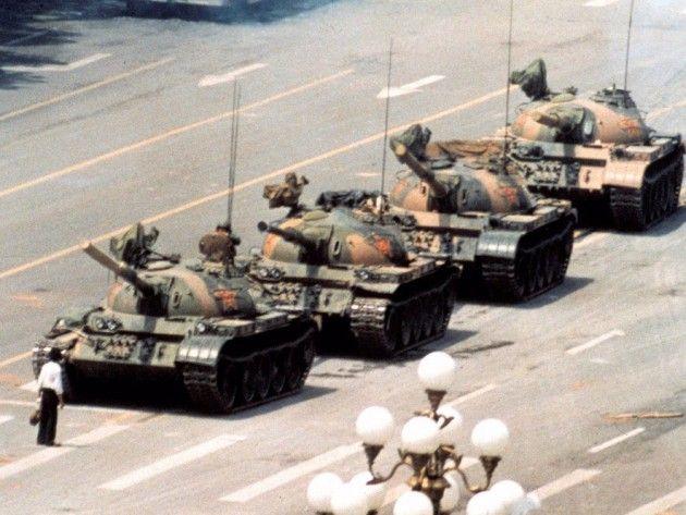中国「天安門事件は弾圧ではない。ソースはその後の発展」