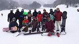 箕輪スキー場セッション