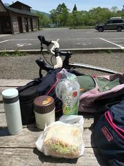 桧原湖一周サイクリング 野鳥の森