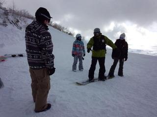 猪苗代リゾートスキー場JSBAスクール