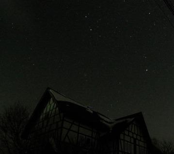 カレワラ天文台 タイムラプス プレセペ