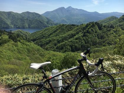 裏磐梯サイクリング レークライン