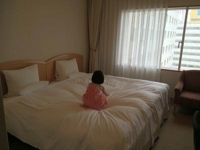 ホテルオークラ新潟とレンタサイクル