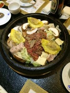 漢城 石頭火鍋