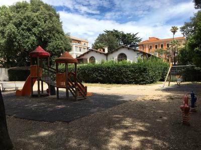 ローマ 子供の遊び場
