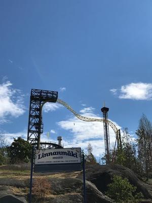 ヘルシンキ Linnanmäki(リンナンマキ)遊園地へ