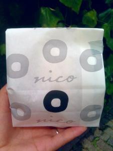 麻布十番 Nicoの大豆ドーナツ