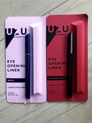 UZUのアイオープニングライナー