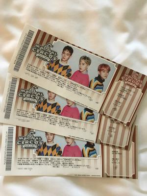 EXO-CBXの名古屋公演に行ってきました