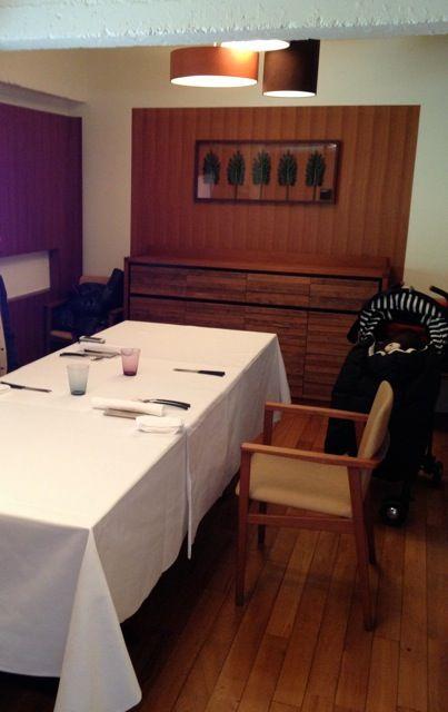 麻布十番 Liberte a Table de Takedaで誕生日ランチ