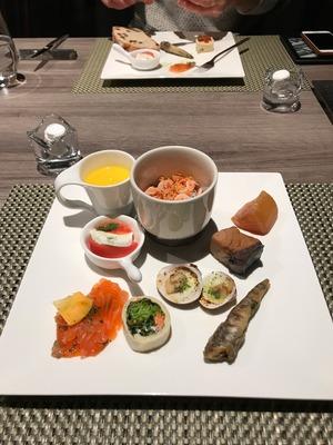 伊豆マリオット・ホテル修善寺 -食事編-