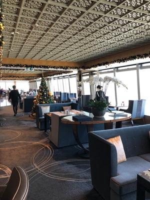 香港 The Ritz-Carlton Hong Kong - 施設&ラウンジ編