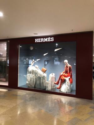 香港 Hermes & クリスマス巡り