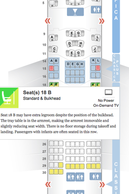 これは便利!自分のフライトの座席表がわかるSeatGuru