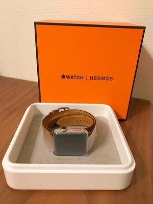 Apple Watch Hermès Series 2がやってきた