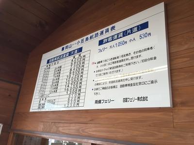 小豆島に行ってきました