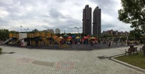 台湾は公園が充実していて子連れに優しい