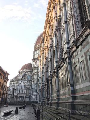 フィレンツェ早朝散歩