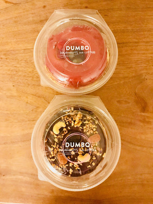 麻布十番 DUMBO Doughnuts and Coffee