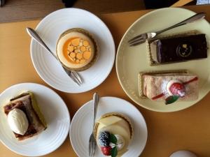 平塚 葦のケーキ