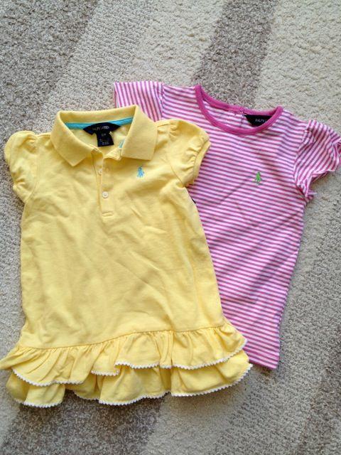 グアムでRalph Laurenの子供服
