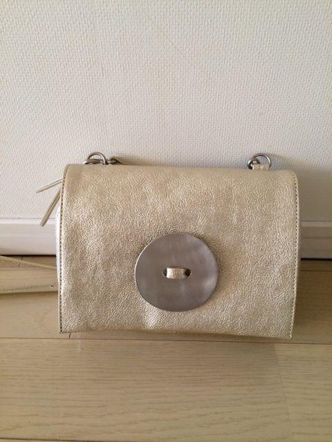 kawa-kawaのButtonバッグ