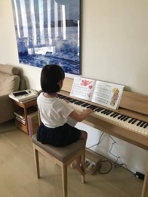 Roland x KarimokuのコラボピアノKiyolaが届きました