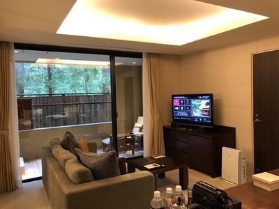 箱根 翠松園でリピート宿泊してきました - 部屋&施設編
