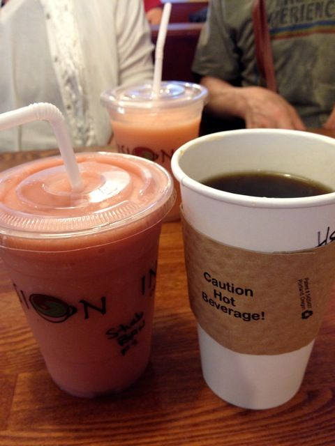 グアムで一番 Infusion Coffee & Tea