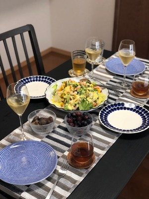 コストコ惣菜でホームパーティー