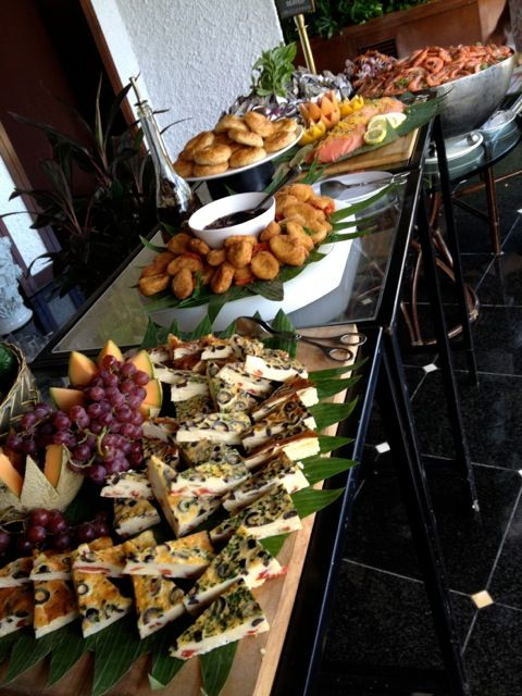Hyatt Regency Saipan GIOVANNI'S のSunday Brunch