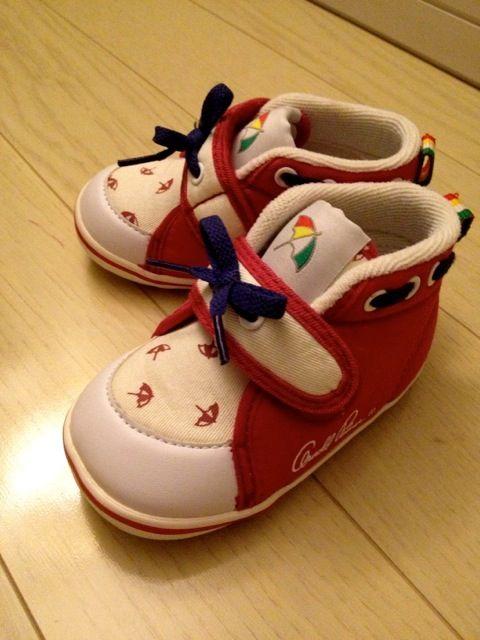 アーノルドパーマーの靴が可愛い