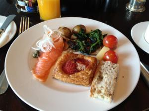 六本木 The French Kitchenで朝食ビュッフェ