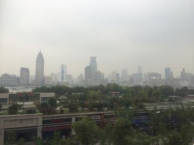 鼎泰豐 上海環球金融中心店でランチ