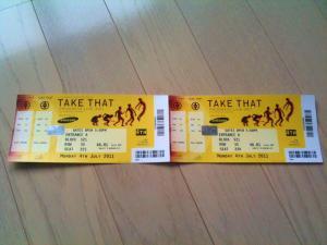 Take That Progress Live 2011