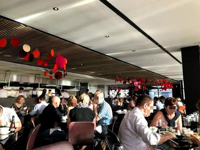 Sydney The Malayaでディナー