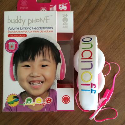 サマソニ準備 子供用ヘッドフォン