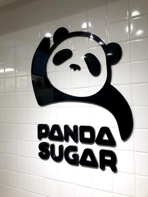 六本木 Panda Sugarのタピオカミルクティー
