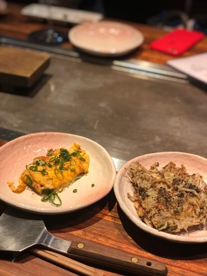 西麻布 やきのすけ焼き太郎でディナー