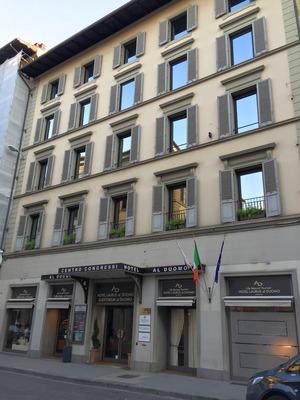 フィレンツェの宿 Hotel Laurus al Duomo