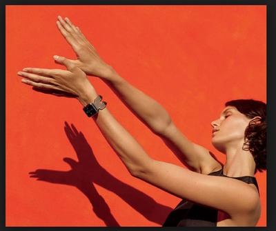Apple Watch Hermès Series 2 バンド追加 Etoupe