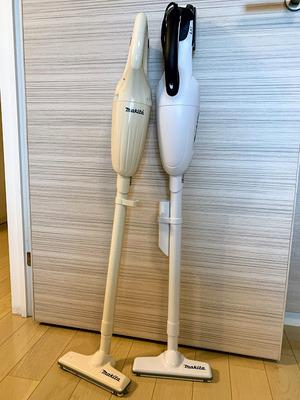 makitaの掃除機を新調しました