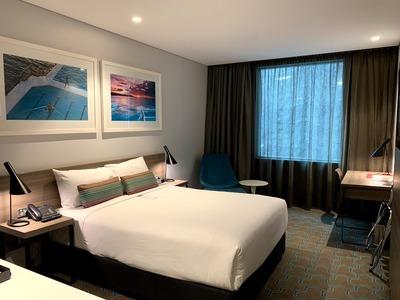 シドニー国際空港のすぐ隣 Rydges Sydney Airport Hotelに滞在