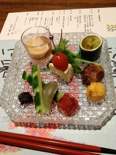 ONSEN RYOKAN 山喜の絶品料理