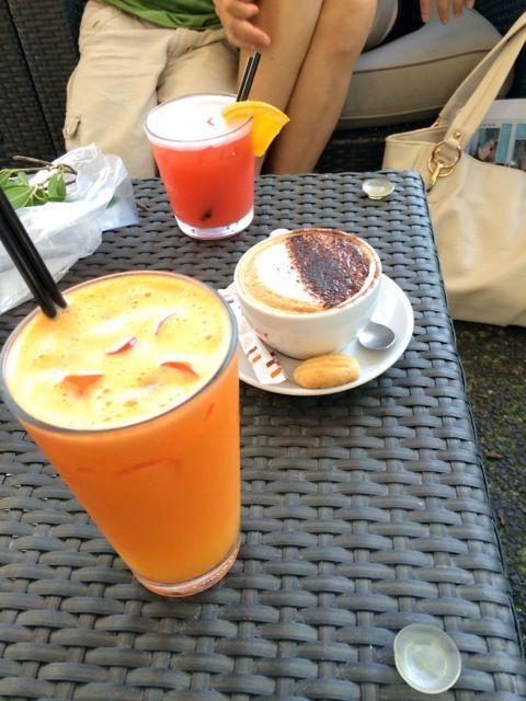 Sydney Bohdiでベジタリアン飲茶ディナー