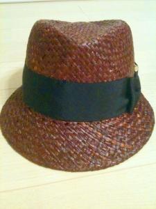 Topkapiの中折れ帽子