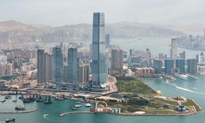 ザ・リッツ・カールトン香港をポイントで予約しました