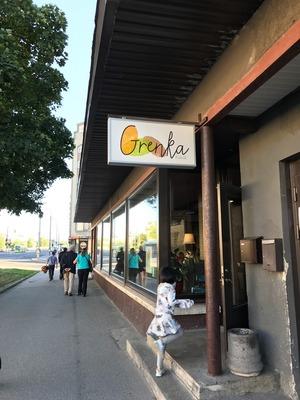 タリン ロシアンカフェ Cafe Grenka